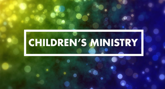 Slideshow - Childrens Ministry