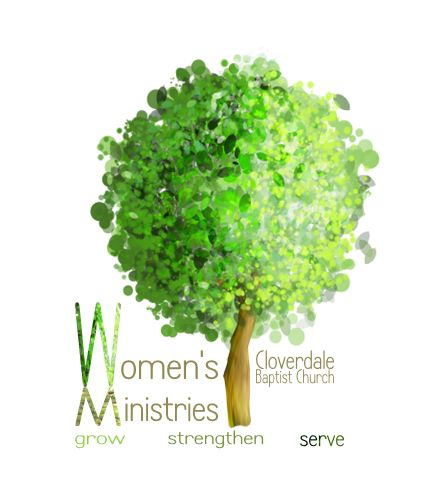 Women - Logo - Women's Ministries Tree