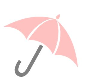 Women - Women's Bridal & Baby Shower Pink Umbrella