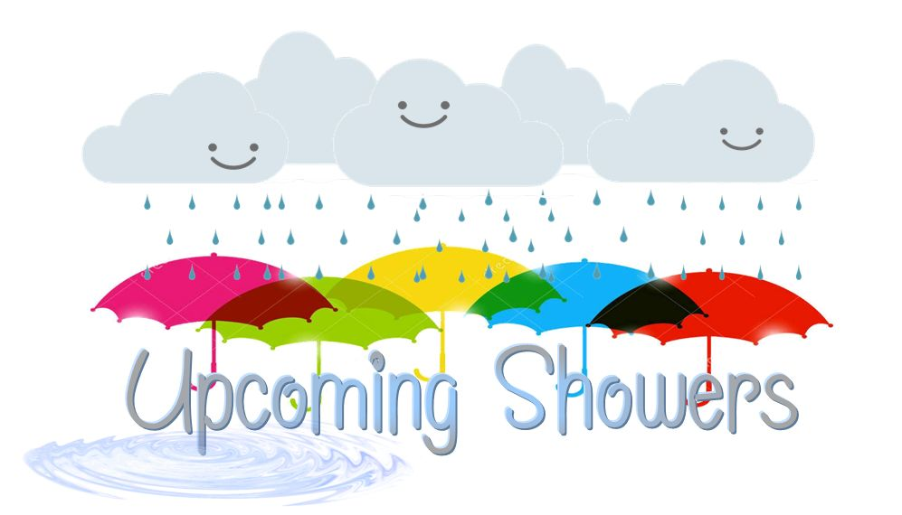 Women - Upcoming Showers Title