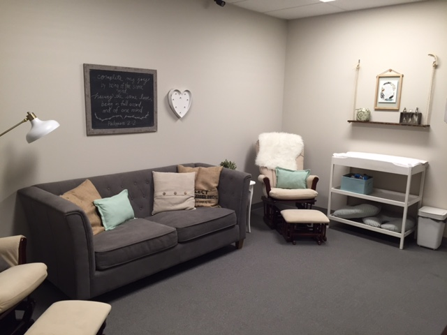Nursery - Nursing Room2