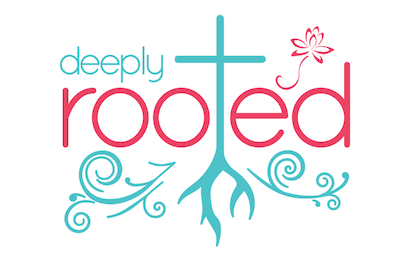Women - Conferences - Deeply Rooted Logo