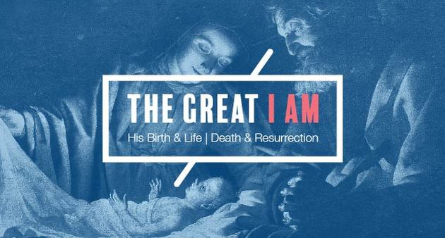 The Great I Am - Christmas