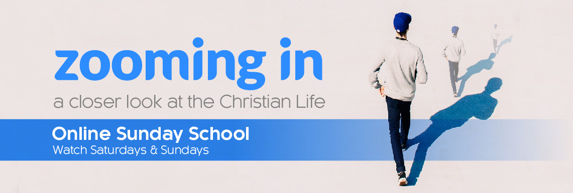 Zooming In: A Closer Look at the Christian Life